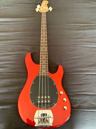 sterling by music man bass