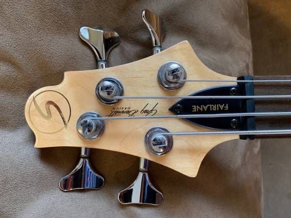 fairlane headstock