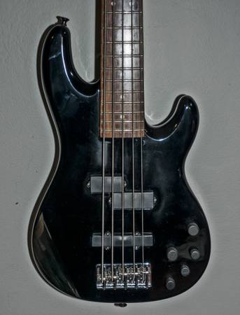 FENDER ZONE 5 STRING BASS