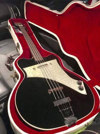 Kay K5970 Jazz Electric Bass