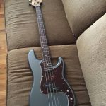 "Warmoth P Bass  Medium (32"") scale"