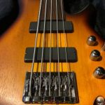 Ibanez Workshop SRF705 Portamento Bass Guitar