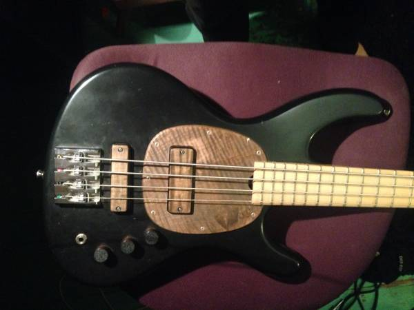 4 string Marco Bass Guitar MM Series
