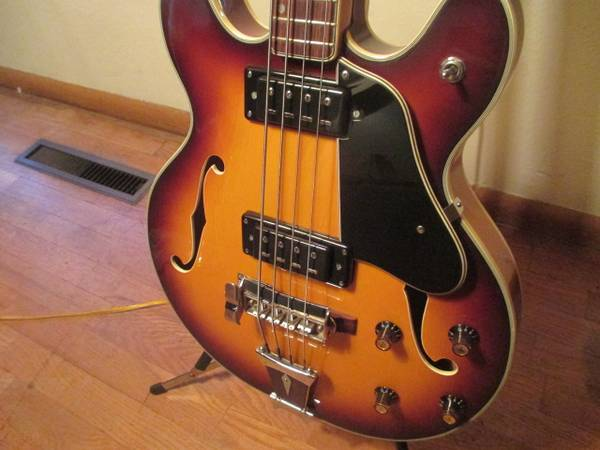 69 lyle bass guitar