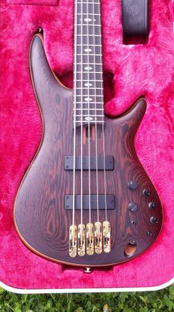 ibanez5string bass