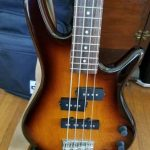 Short Scale Ibanez Bass Guitar