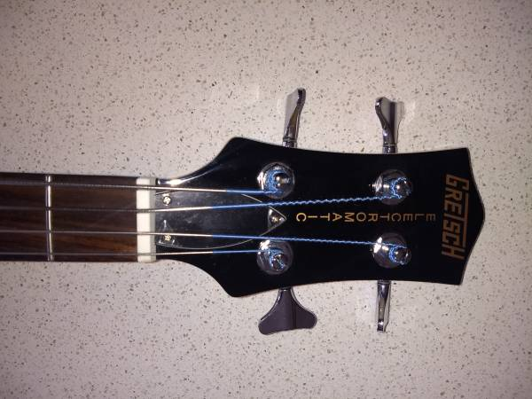 gretch headstock