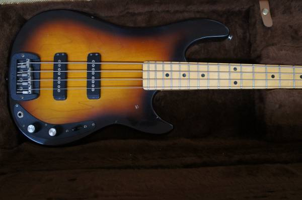 g and l sb2 jazz bass