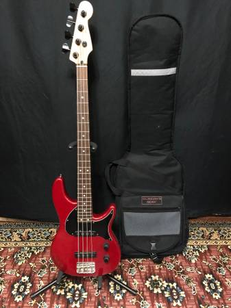 urge bass by stu hamm